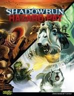 Shadowrun Rpg: Hazard Pay Box Front