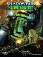 Shadowrun Rpg: Storm Front Box Front