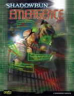 Shadowrun Rpg: Emergence Box Front