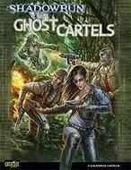 Shadowrun Rpg: Ghost Cartels Box Front