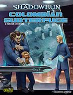 Shadowrun Rpg: Colombian Subterfuge Box Front