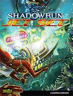 Shadowrun Rpg: Jet Set Box Front