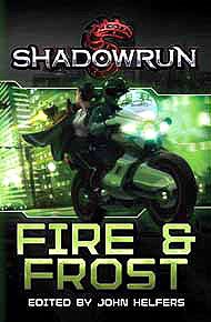 Shadowrun Rpg: Fire And Frost Paperback Box Front