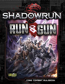 Shadowrun Rpg: Run And Gun Limited Edition Hardcover Box Front