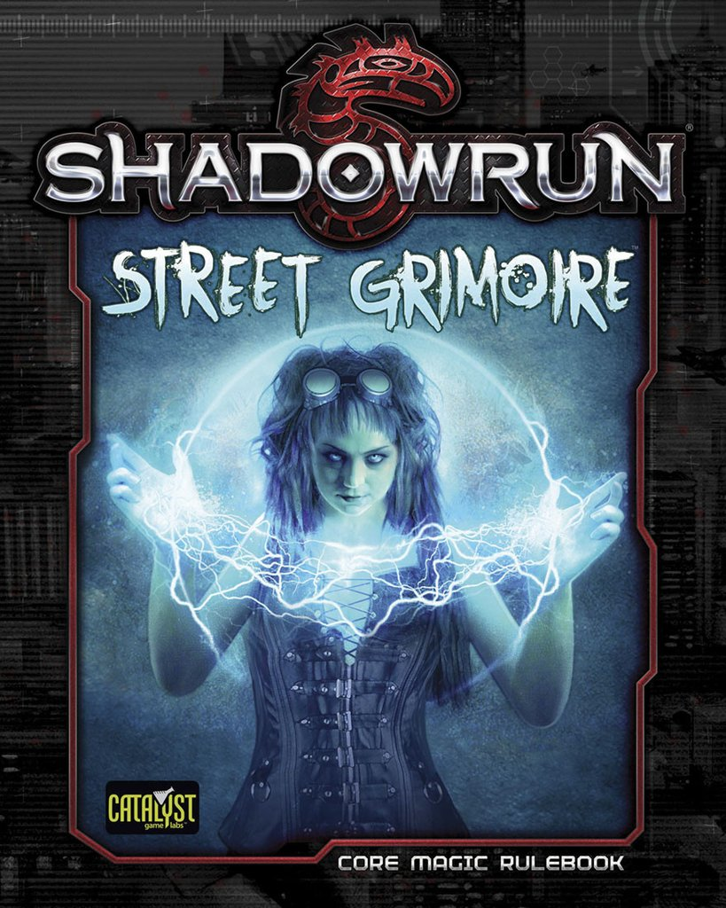 Shadowrun Rpg: Street Grimoire Box Front