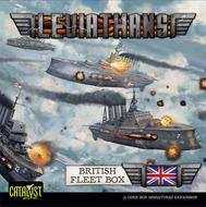 Leviathans: British Fleet Box Box Front