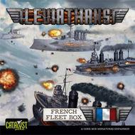 Leviathans: French Fleet Box Box Front