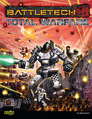 Battletech: Total Warfare Box Front