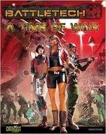 Battletech: A Time Of War Box Front