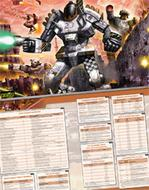Battletech: A Time Of War Gamemaster Screen Box Front