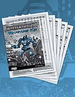 Battletech: Warfare Kit Box Front