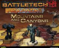 Battletech: Hexpack - Mountains And Canyons Box Front