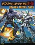 Battletech: Record Sheets 3039 Box Front