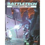 Battletech: Record Sheets 3050 Upgrade Box Front
