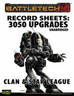 Battletech: Record Sheets 3055 Upgrade Box Front