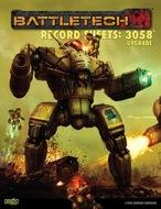 Battletech: Record Sheets 3058 Upgrade Box Front