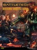 Battletech: Record Sheets 3060 Box Front
