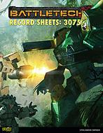 Battletech: Record Sheets 3075 Box Front