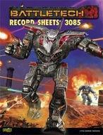Battletech: Record Sheets 3085 Box Front