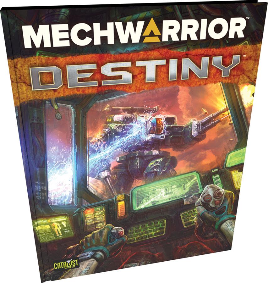 Battletech: Mechwarrior - Destiny