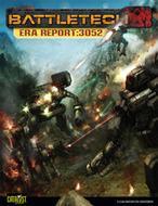 Battletech: Era Report 3052 Box Front