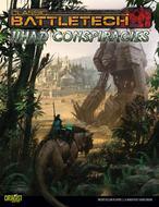 Battletech: Jihad Conspiracies - Interstellar Players Box Front