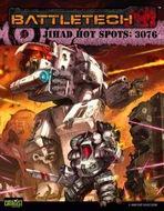 Battletech: Jihad Hot Spots - 3076 Box Front
