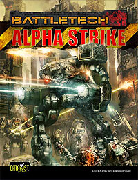Battletech: Alpha Strike Box Front
