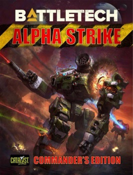 Battletech: Alpha Strike - Commander`s Edition Game Box