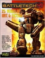 Battletech: 25 Years Of Art And Fiction Box Front