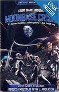 Star Challengers: Moonbase Crisis Box Front
