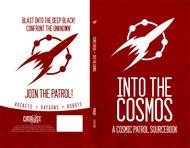 Cosmic Patrol Rpg: Into The Cosmos Box Front