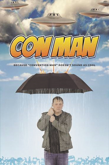 Con Man: The Card Game Box Front