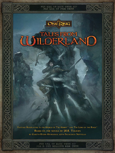 The One Ring Rpg: Tales From The Wilderland Hardcover Box Front
