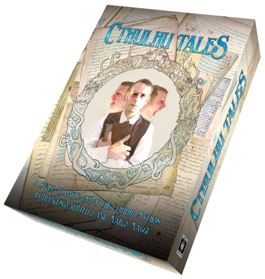 Cthulhu Tales Box Front