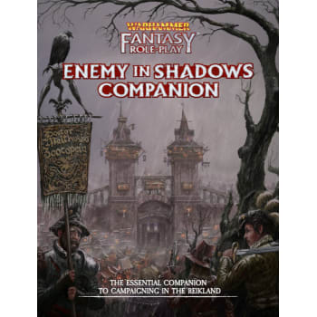 Warhammer Fantasy Rpg: Enemy In Shadows Companion Game Box