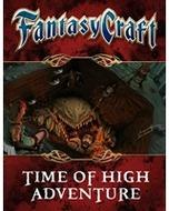 Fantasy Craft: Time Of High Adventure Box Front