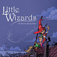 Little Wizards Box Front