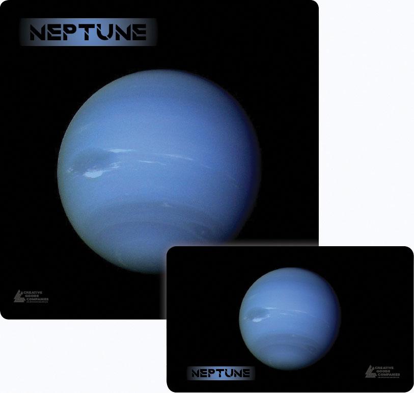 Galaxy Series Play Mat: Neptune 14x24 Game Box