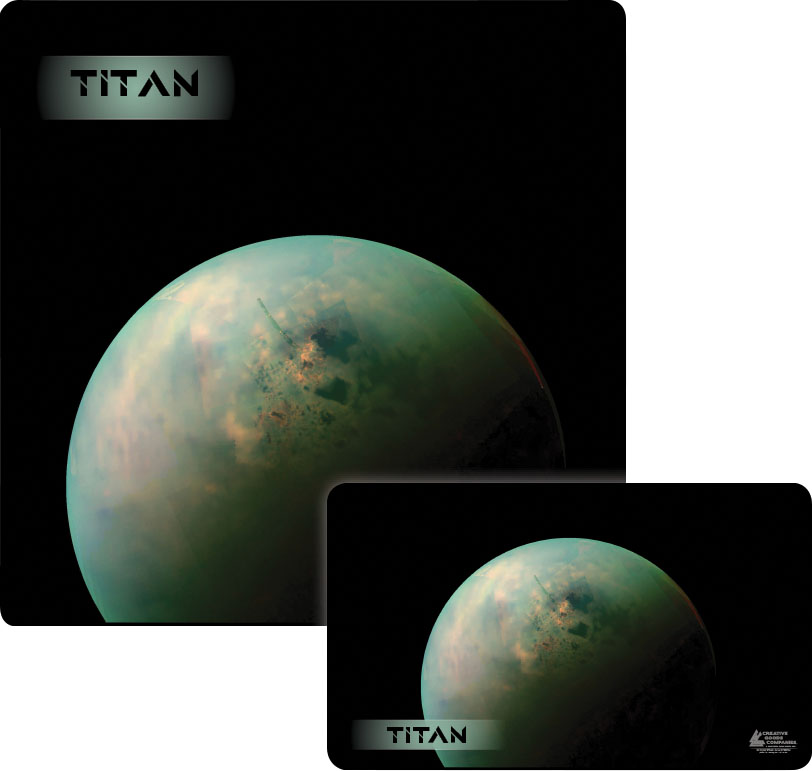 Galaxy Series Play Mat: Titan 14x24 Game Box