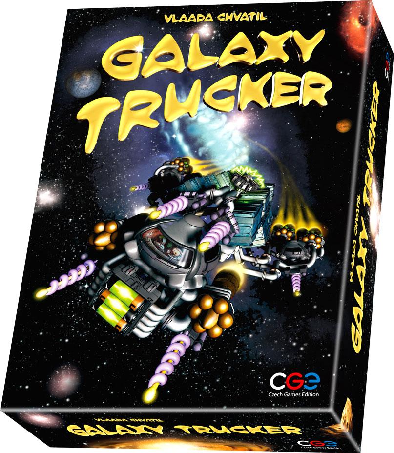 Galaxy Trucker Box Front