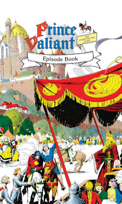 Prince Valiant Rpg: Episodes Game Box