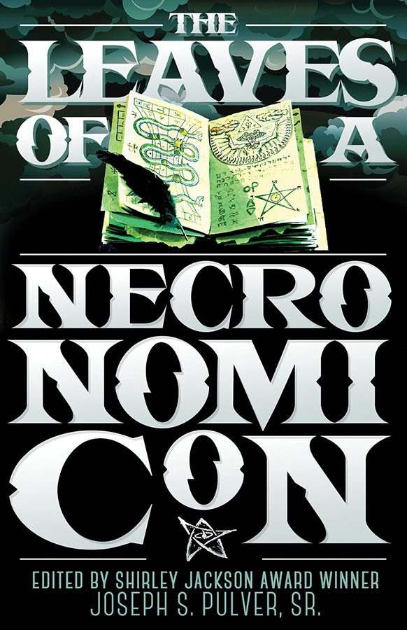 The Leaves Of A Necronomicon Game Box
