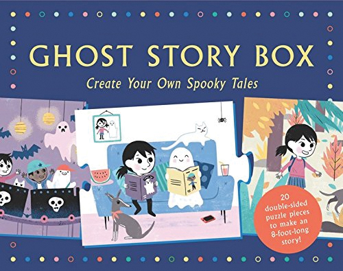 Create Your Own Story Box: Ghost Tales Box Front