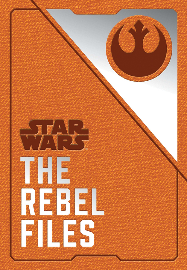 Star Wars: The Rebel Files Box Front