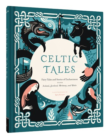 Celtic Tales: Folktales From Ireland, Scotland, Brittany And Wales Game Box