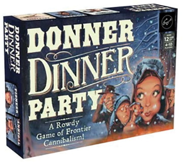 Donner Dinner Party Box Front