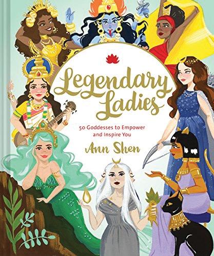 Legendary Ladies Hc Box Front