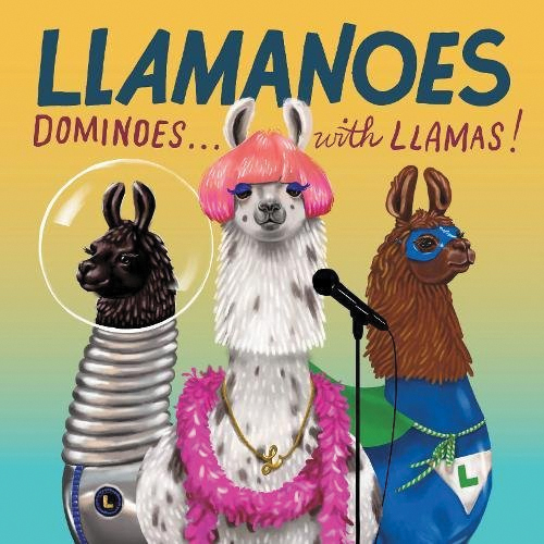 Llamanoes Box Front