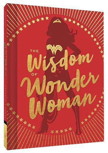 The Wisdom Of Wonder Woman Game Box